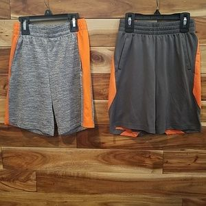 2 pc, Jumping Beans 5/6 athletic shorts